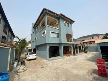 9 Bedroom Duplex Ensuite, Off Ago Palace Way, Okota, Isolo, Lagos, Detached Duplex for Sale