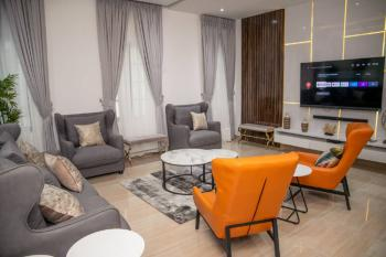 Brand New Luxurious 3 Bedroom Apartment with Soccer Table, Admiralty, Lekki Phase 1, Lekki, Lagos, Flat / Apartment Short Let