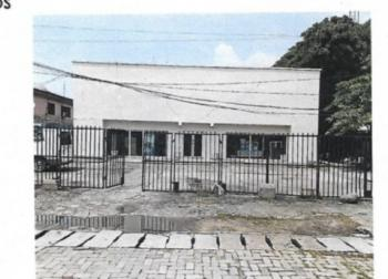 a Bungalow with a Plot, Akin Adesola, Victoria Island (vi), Lagos, Commercial Land for Sale