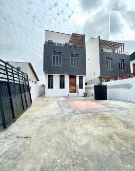 Luxury 5 Bedroom Detached Duplex with Space for Swimming Pool, Idado Estate, Idado, Lekki, Lagos, Detached Duplex for Sale