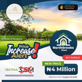 Northbrooks, Mowe Ofada, Ogun, Residential Land for Sale