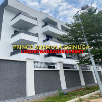 Newly Built 5 Bedrooms Maisonette on 2 Floors, Banana Island Estate, Ikoyi, Lagos, Terraced Duplex for Sale