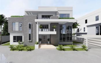 Grand 7 Bedroom Penthouse, Katampe Extension, Katampe, Abuja, Detached Duplex for Sale
