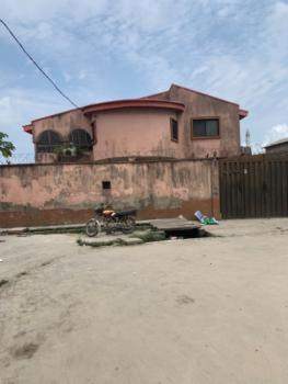 Block of Flats with Self Contain at The Back, Igbo Efon, Lekki, Lagos, Block of Flats for Sale