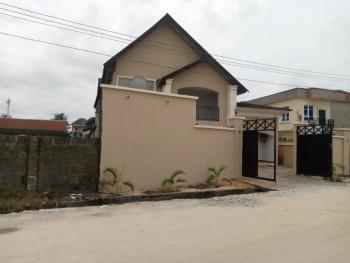 Nice 4 Bedroom Duplex, Sangotedo, Ajah, Lagos, Detached Duplex for Rent