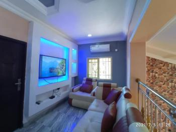 5 Bedroom Duplex with Solar and Power Inverter, Goodnews Estate, Sangotedo, Ajah, Lagos, Semi-detached Duplex for Rent