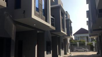 Brand New Luxury 4 Bedroom Terrace Duplex in Gated Estate, Agungi, Lekki, Lagos, Terraced Duplex for Rent