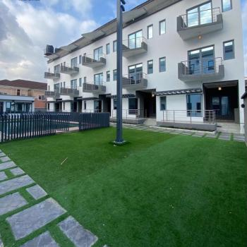 Well Detailed Luxury 4 Bedroom Duplex with Pool & Gym, Oniru, Victoria Island (vi), Lagos, Terraced Duplex for Sale