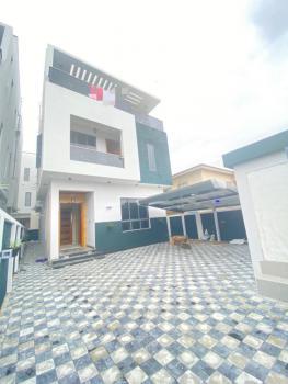 Luxury Built 5 Bedroom Fully Detached Duplex with Private Cinema + Bq, Lekki Phase 1, Lekki, Lagos, Detached Duplex for Sale