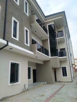 24 Hours Serviced 3 Bedroom with Bq, Agungi, Lekki, Lagos, Flat / Apartment for Sale