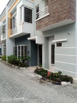 Nice 4 Bedroom Terrace Duplex +bq, Close to Abraham Adesanya, Ajiwe, Ajah, Lagos, Terraced Duplex for Rent