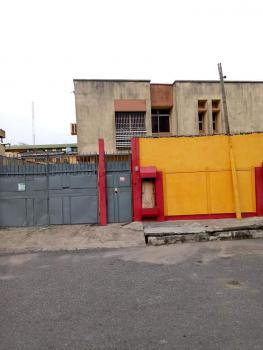 Two Wings of 4 Bedroom Duplex, Estate Off Toyin Street, Ogba, Ikeja, Lagos, House for Sale
