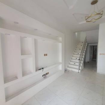 Luxury New 4 Bedroom Amazing Semi Detached Now Available, Chevron, Lekki, Lagos, Semi-detached Duplex for Rent