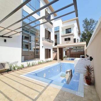 5 Bedroom Duplex with Swimming Pool, Banana Island, Ikoyi, Lagos, Detached Duplex for Sale
