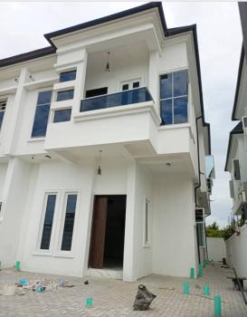 Brand New 4bedroom Fully Detached Duplex with Bq Onna Secured Estate, Osapa, Lekki, Lagos, Detached Duplex for Rent