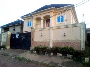 4 Bedroom Detached Duplex with Bq, Olive Estate, Isolo, Lagos, Detached Duplex for Sale