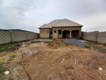 Brand New and Well Located 3 Bedroom Bungalow, Navy Estate Road, Karshi, Nasarawa, Detached Bungalow for Sale