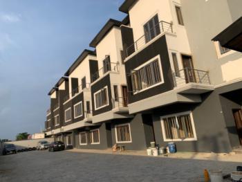 Cozy 4 Bedroom Terrace with 3 Living Rooms Plus a Bq, Off Ogudu Road, Phase 2, Gra, Ogudu, Lagos, Terraced Duplex for Sale