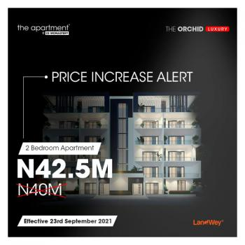 Luxury 2 Bedroom Flat with Bq and Excellent Facilities, The Apartment ( Orchid), Sangotedo, Ajah, Lagos, Flat / Apartment for Sale