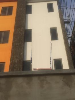 Newly Built Three (3) Bedroom Flat, Alagomeji, Yaba, Lagos, Flat / Apartment for Sale