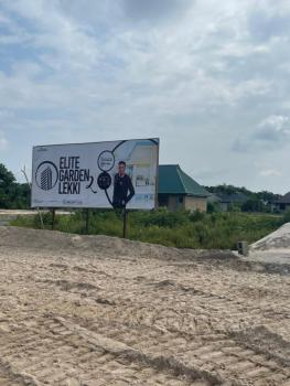 Get a Wonderful Land with Good Title in a Well Organized Estate., Super Luxury Land Close to Abijo Gra, Chois Garden, Corona School, Abijo, Lekki, Lagos, Mixed-use Land for Sale