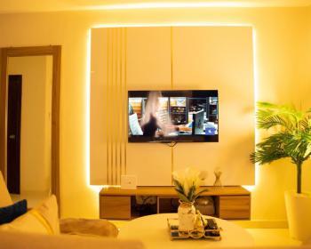 Luxury 1 Bedroom Apartment, Elegba Festival Drive, Oniru, Victoria Island (vi), Lagos, Flat / Apartment Short Let