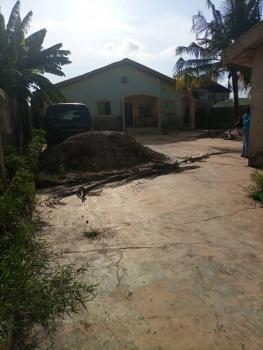 Well Maintained and Clean 3 Bungalow with Attached Mini Flat, Agunfoye Junction Area, Igbogbo, Ikorodu, Lagos, Detached Bungalow for Sale