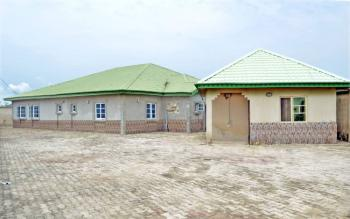 Well Finished 4 Bedroom Detached Bungalow with a Mini Flat Bq, Ibeshe Off Ebute Area, Ikorodu, Lagos, Detached Bungalow for Sale
