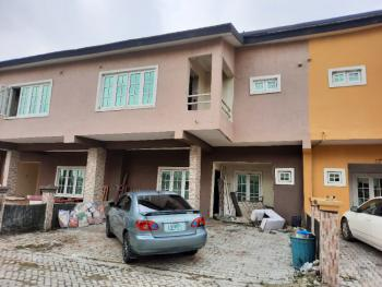 a 4 Bedroom All Rooms Ensuite Carcass for Giveaway Price, Road 8, Lekki Gardens Phase Two By Abraham Adesanya Roundabout, Ajah, Lagos, Terraced Duplex for Sale