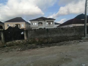 Half Plot, Sunview Estate, Sangotedo, Ajah, Lagos, Residential Land for Sale