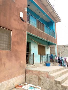 a Storey Building Housing 20 Rooms on 750sqm Corner Piece Land, Haruna, Ogba, Ikeja, Lagos, Terraced Bungalow for Sale