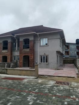 Luxurious Newly Built 4 Bedroom Semi Detached Duplex, Therra Annex Estate, Sangotedo, Ajah, Lagos, Semi-detached Duplex for Sale