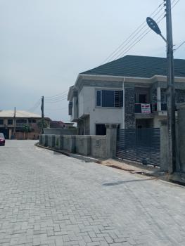 Luxurious Newly Built 4 Bedroom Duplex, Behind Skymall, Olokonla, Ajah, Lagos, Terraced Duplex for Sale