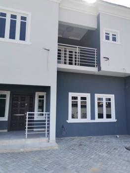 Four Bedrooms Terraced House Available, Pinnock Beach Estate, Lekki Phase 2, Lekki, Lagos, Terraced Duplex for Rent