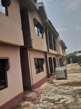 a Well Located Block of Flats Within a Gated Estate, Hilltop Estate, Off Awolowo Road, Radio Bus-stop, Ikorodu, Lagos, Block of Flats for Sale