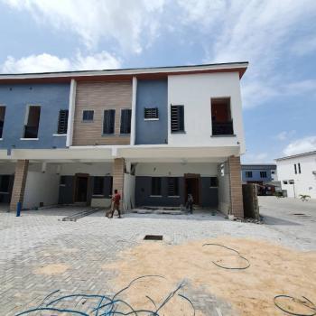 Luxury 4 Bedroom Terrace Duplex, Chevron Drive, Lekki, Lagos, Terraced Duplex for Sale