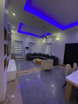 Magnificent 4 Bedrooms Semi Detached House with Bq, Lekki Phase 1, Lekki, Lagos, Semi-detached Duplex for Rent