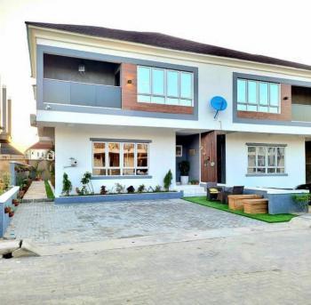 Serviced 4 Bedroom Semi Detached Duplex with Swimming Pool, Vgc Road, Ikota, Lekki, Lagos, Semi-detached Duplex for Sale