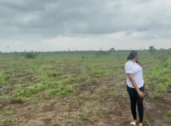 The Free Plot Offer. No Omonile, Caritas Luxury Homes Phase 3, Epe, Lagos, Commercial Land for Sale