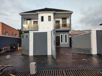 New 3 Bedrooms Semi Detached Duplex with Bq, Unilag Estate, Gra Phase 1, Magodo, Lagos, Semi-detached Duplex for Sale