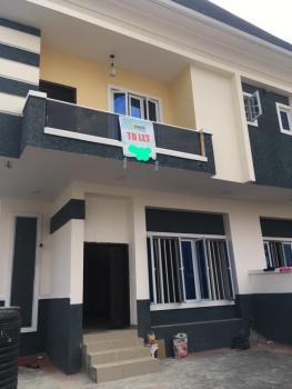 Exotic 4 Bedroom Semi Detached Duplex, Chevron Alternative, Lekki, Lagos, Semi-detached Duplex for Rent