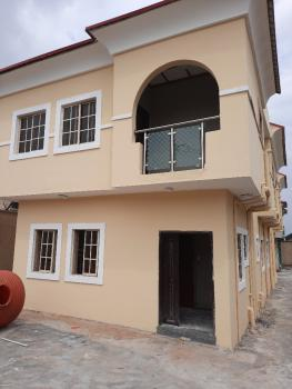 Spacious 3 Bedrooms in a Serene Environment, Omole Phase 2, Ikeja, Lagos, Terraced Duplex for Rent