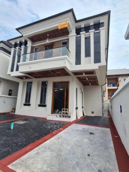 Well Finished 5 Bedrooms Detached with a Bq, Off Conservation Road, Chevron, Lekki Phase 1, Lekki, Lagos, Detached Duplex for Sale