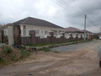 Well Located 3 Bedroom Bungalow in an Estate at Lugbe on 650 Sqm, Oil Spring Estate, Lugbe District, Abuja, Detached Bungalow for Sale