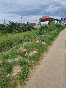 Strategic Road Side Property, Along Eliozu Road, Eliozu, Port Harcourt, Rivers, Mixed-use Land for Sale