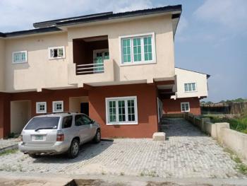 4 Bedroom Semi-detached Duplex and a Room Bq, Lekki Garden Phase Ii, Opposite Abraham Adesanya Estate, Ajah, Lagos, Flat / Apartment for Sale