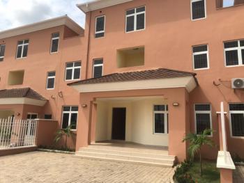 Excellently Built 5 Bedroom Duplex & Bq, By American International, Durumi, Abuja, Terraced Duplex for Rent
