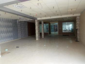 Service 138sqm Shop/office Space with Generator on First Floor, Gana Street, Maitama District, Abuja, Plaza / Complex / Mall for Rent