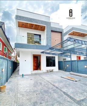 Contemporary 5 Bedroom Duplex, Agungi, Lekki, Lagos, Detached Duplex for Sale