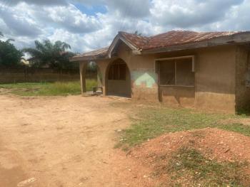 Old Structure on 1 Plot of Land, Akoto Elebu Estate, Ibadan, Oyo, House for Sale